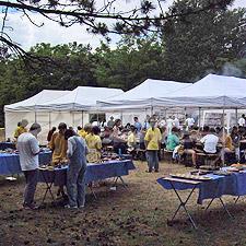 Paintball kiegészítő szolgáltatások étkeztetés catering